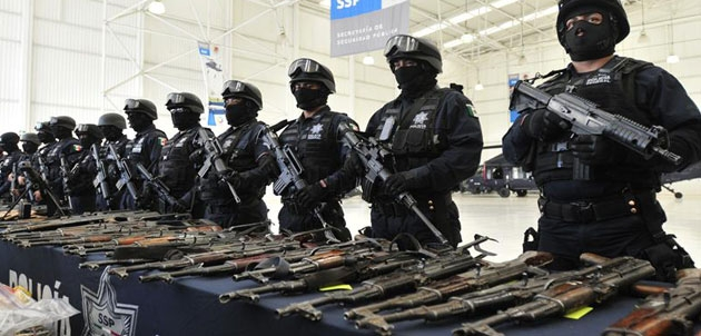 Crime Latin America