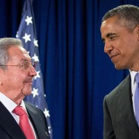 Obama's Open Hand Meets Cuba's Clenched Fist