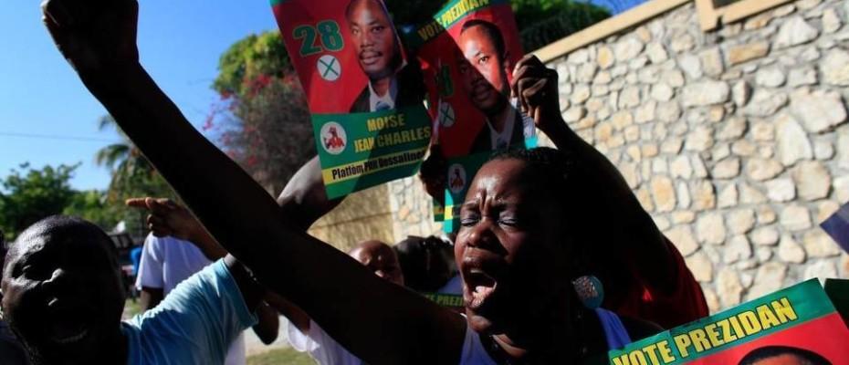 Haiti Elections (1)