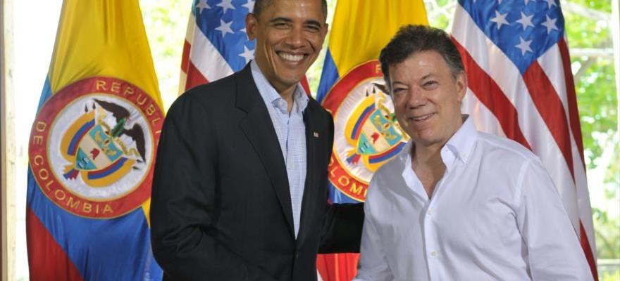 Santos Obama