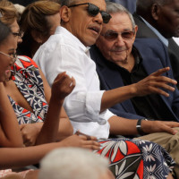 Obama Plays Small Ball in Cuba