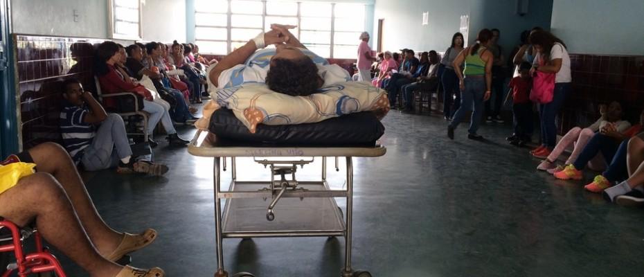 Venezuela health crisis