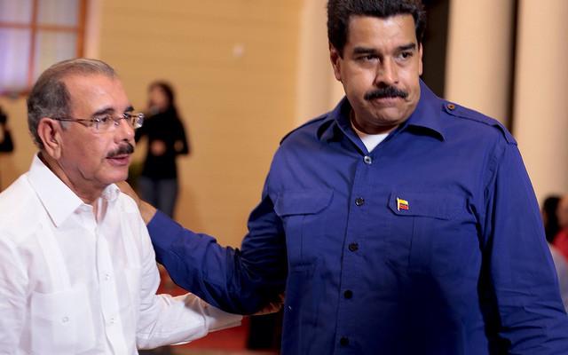 Medina y Maduro